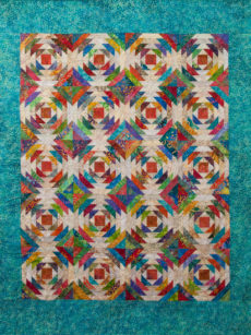 Tropical Fruit pattern by Jean Ann Wright