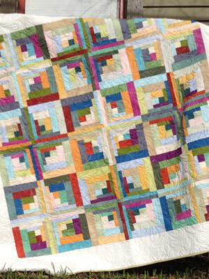 Carousel pattern by Jean Ann Wright
