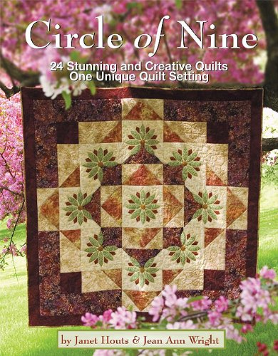 Cover of Circle of Nine book by Jean Ann Wright
