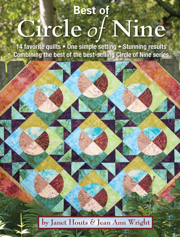 Image of a page from Best of Circle of Nine book by Jean Ann Wright