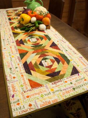 Easy Peasy Pineapple pattern by Jean Ann Wright