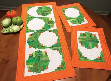 Fried Green Tomatoes pattern by Jean Ann Wright