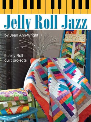 Page from Jelly Roll Jazz book by Jean Ann Wright