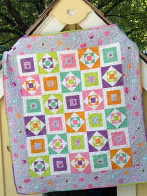 La Petite Fleur pattern by Jean Ann Wright