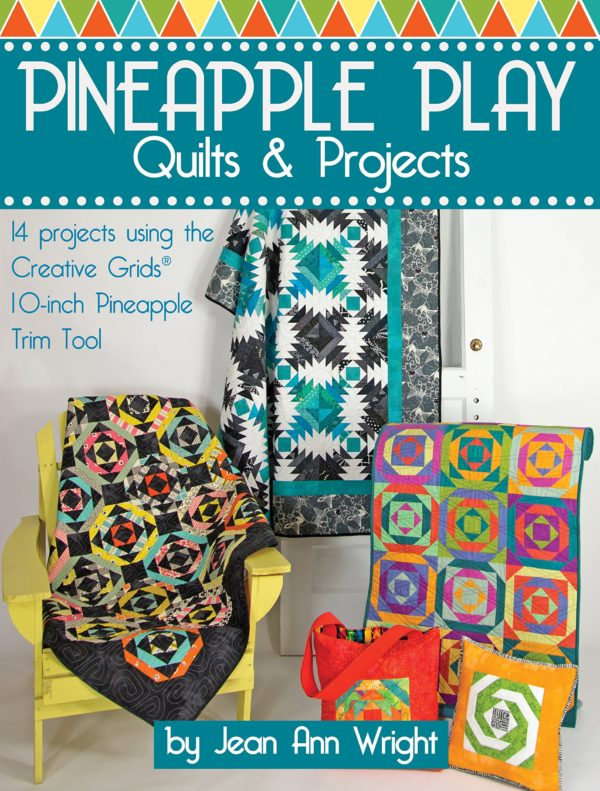 Page from Pineapple Play book by Jean Ann Wright