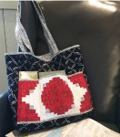 Round the World Tote pattern by Jean Ann Wright