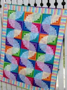 Wiggly Worms pattern by Jean Ann Wright