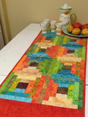 Piña Colada pattern by Jean Ann Wright