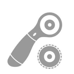 Icon of rotary cutter