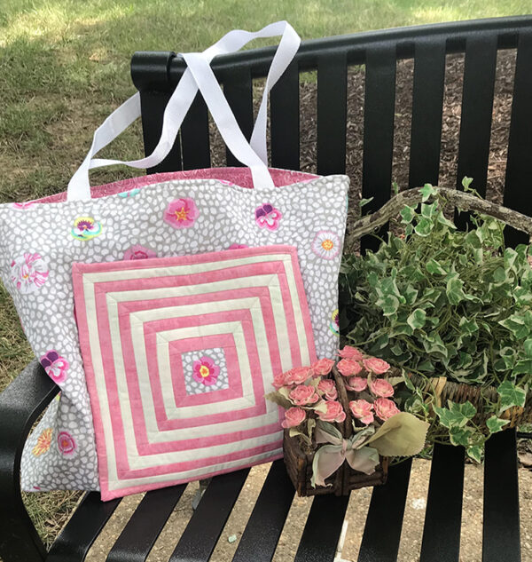 Ring Around the Rosie Tote