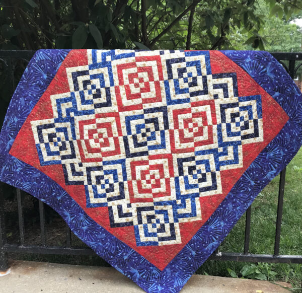 This Way and That Quilt
